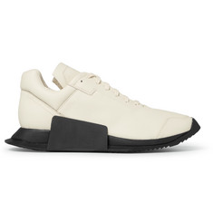 Rick Owens + adidas Runner Leather Sneakers