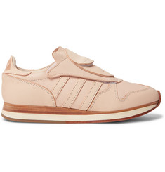 adidas Consortium + Hender Scheme MicroPacker Panelled Leather Sneakers