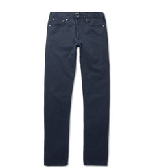 A.P.C. Petit Standard Slim-Fit Cotton-Twill Chinos