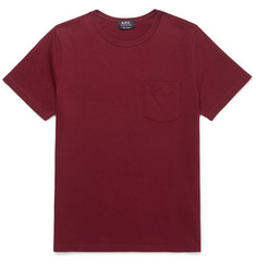 A.P.C. - Lilo Cotton-Jersey T-Shirt