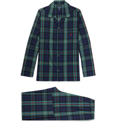 Polo Ralph Lauren - Checked Cotton Pyjama Set