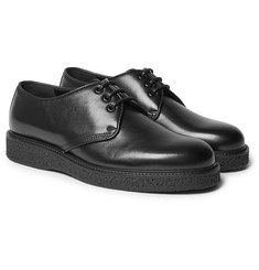 Saint Laurent - Hugo Leather Derby Shoes