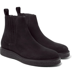 Saint Laurent - Hugo Suede Chelsea Boots
