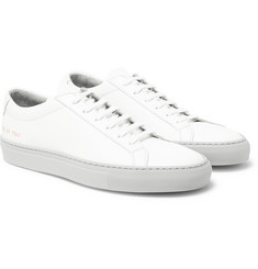 Common Projects Achilles Low Leather Sneakers