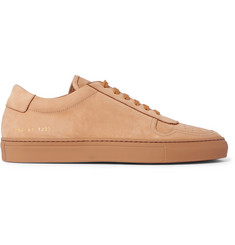 Common Projects BBall Low Nubuck Sneakers