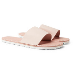 Hender Scheme Atelier Leather Slides