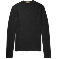 Berluti Ribbed-Knit Cashmere Sweater