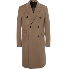 Berluti Double-Breasted Cashmere Coat