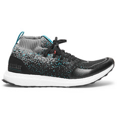 adidas Consortium + Packer and Solebox Ultra Boost Mid Primeknit Sneakers