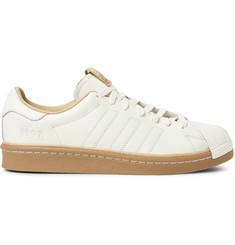 adidas Consortium + Kasina Superstar Leather Sneakers
