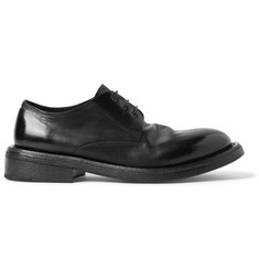 Marsell Polished-Leather Derby Shoes