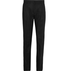 Acne Studios Boston Slim-Fit Pleated Wool Suit Trousers