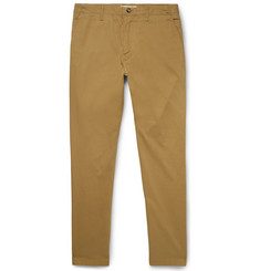 Acne Studios Ayan Slim-Fit Stretch-Cotton Twill Trousers