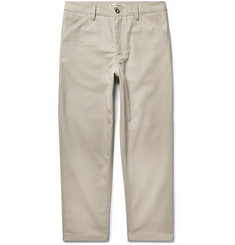 Acne Studios - Allan Cotton-Blend Twill Trousers