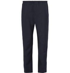 Acne Studios Ari Slim-Fit Wool and Mohair-Blend Drawstring Trousers
