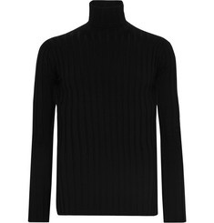 Acne Studios Norbert Ribbed Wool-Blend Rollneck Sweater