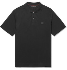 Acne Studios - Newark Cotton-Piqué Polo Shirt