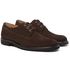 A.P.C. - Gustave Suede Derby Shoes