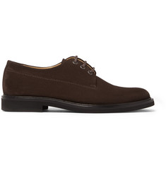 A.P.C. Gustave Suede Derby Shoes