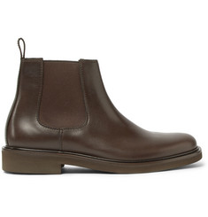 A.P.C. Simeon Leather Chelsea Boots