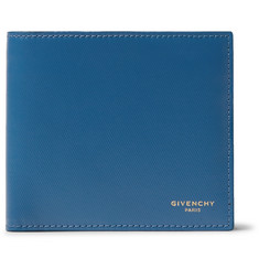 Givenchy Coated-Cotton Twill Billfold Wallet
