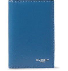 Givenchy - Coated-Cotton Twill Bifold Cardholder