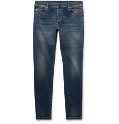 Balmain - Skinny-Fit Stretch-Denim Jeans