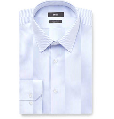 Hugo Boss - Enzo Striped Cotton Shirt