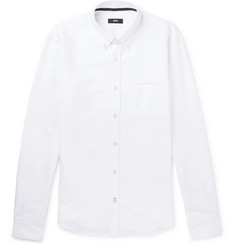 Hugo Boss - Button-Down Collar Cotton Oxford Shirt