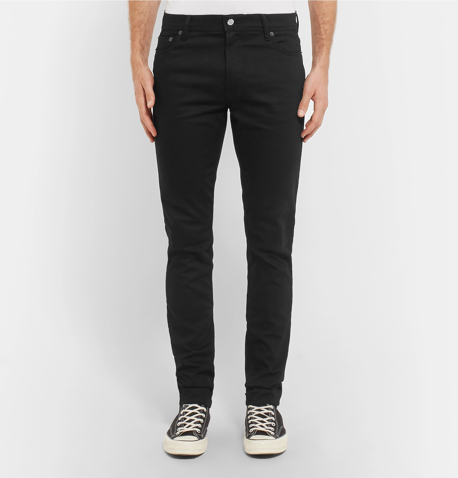 03432adf Acne Studios - North Slim-Fit Denim Jeans
