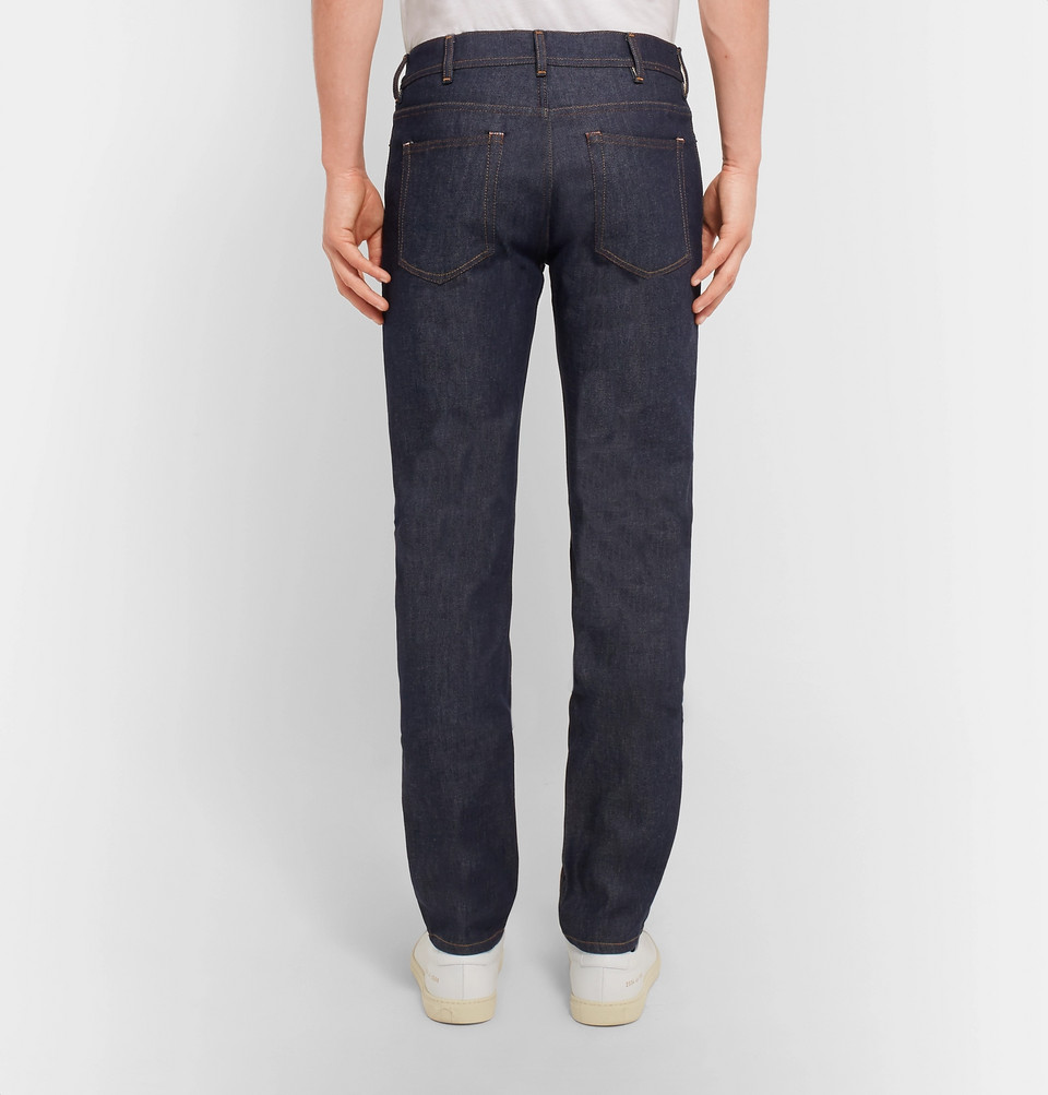 Acne Studios North Slim-Fit Denim Jeans