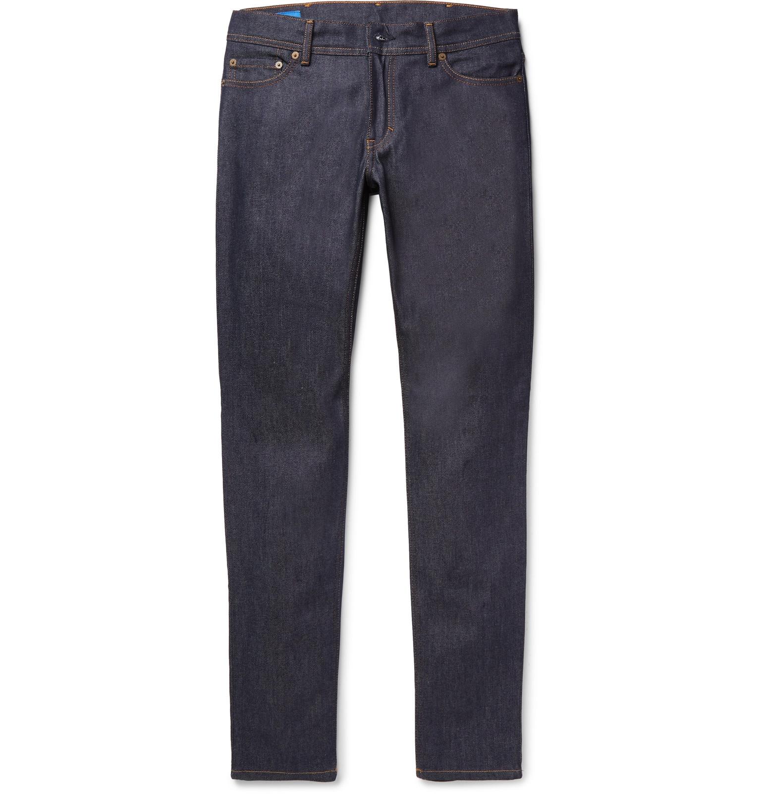 483b0a065637 Acne Studios - North Slim-Fit Denim Jeans