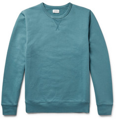 Hartford Loopback Cotton-Jersey Sweatshirt