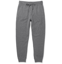Kent & Curwen Slim-Fit Wool-Blend Sweatpants