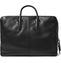 Berluti Blackout Leather Holdall