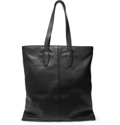 Berluti Shadow Leather Tote Bag