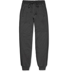 Haider Ackermann Tapered Cotton-Jersey Sweatpants