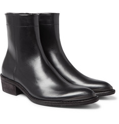 Haider Ackermann - Leather Boots