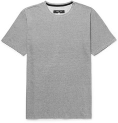rag & bone Slim-Fit Striped Cotton-Jersey T-Shirt