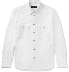 rag & bone Jack Cotton-Twill Shirt