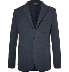 Barena - Blue Slim-Fit Unstructured Wool-Blend Blazer
