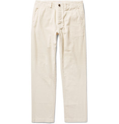 Saturdays NYC Field Slim-Fit Cotton-Corduroy Trousers