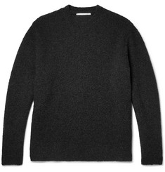 Stella McCartney Oversized Bouclé Wool-Blend Sweater