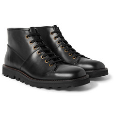 Prada - Leather Boots