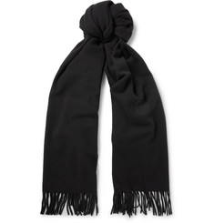 Acne Studios - Canada Fringed Virgin Wool Scarf