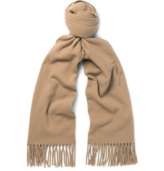 Acne Studios Canada Narrow Virgin Wool Scarf