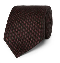TOM FORD 8cm Wool and Silk-Blend Tie