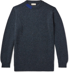 Connolly Mélange Cashmere Sweater