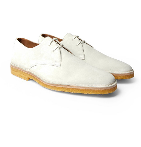 Suede Derby Shoes CONNOLLY MYZIaS8or5