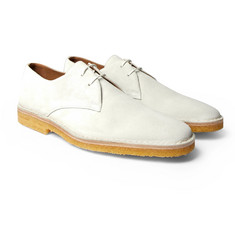Connolly - Suede Derby Shoes